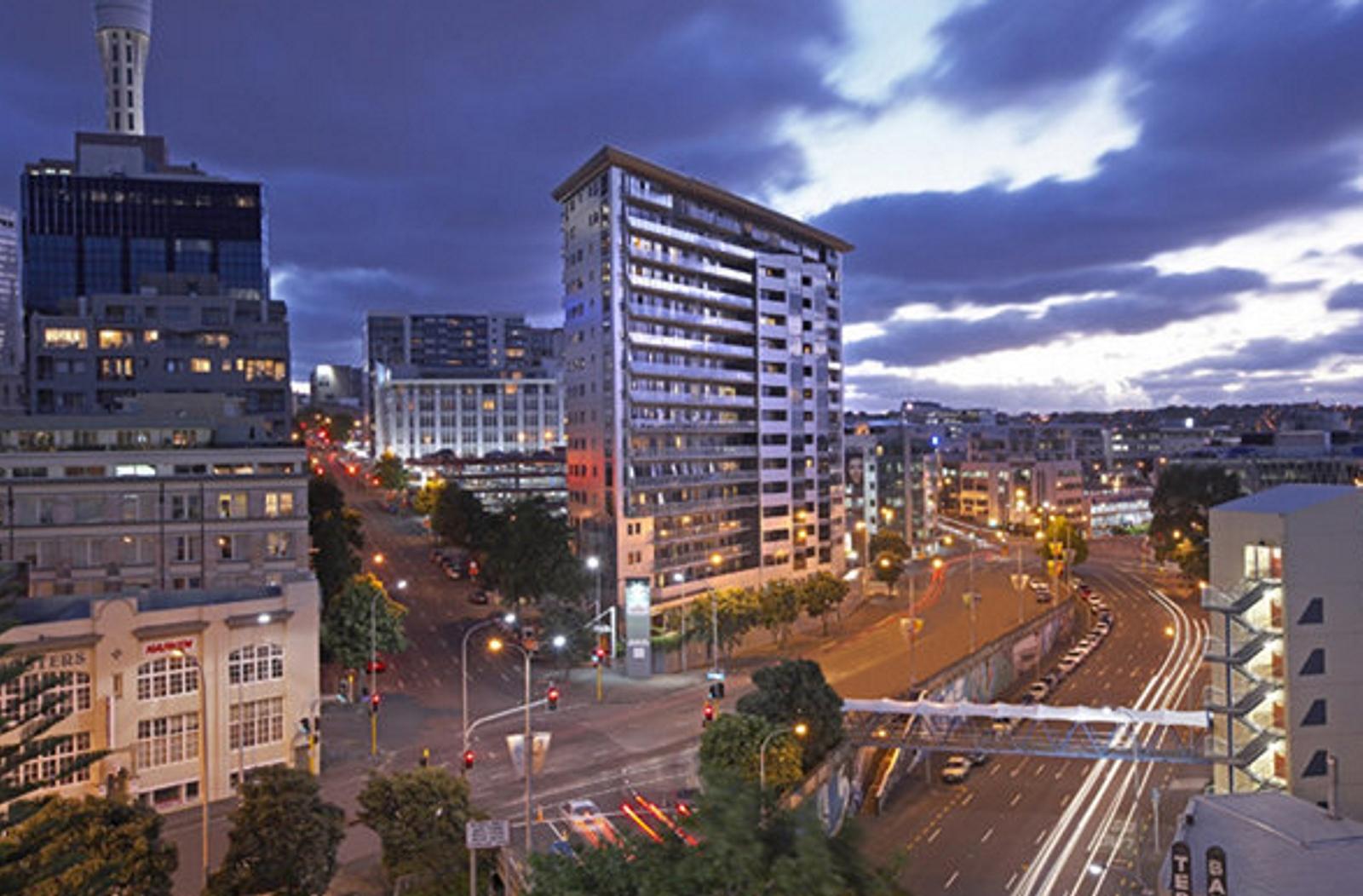 Hotels Hotel Grand Chancellor Auckland Australia Tour